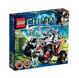 LEGO Legends Of Chima - Playthèmes - 70004 - Jeu de Construction - Le...