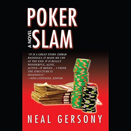 Poker Slam audiobook cover art