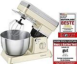 Bomann KM 398 CB Robot da cucina, colore: crema.