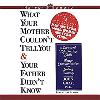 What Your Mother Couldn't Tell You and Your Father Didn't Know cover art