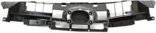 Grille for Mazda 3 10-12 Inner Textured Dark Gray (Air Intake Cover)