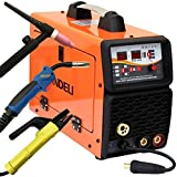250AMP MIG/MAG/Flux/Lift <span class='highlight'>TIG</span>/MMA 5 in 1 MULTIPROCESS IGBT DC Inverter Welder with MIG Torch <span class='highlight'>TIG</span> Torch and Accessories, Digital Control