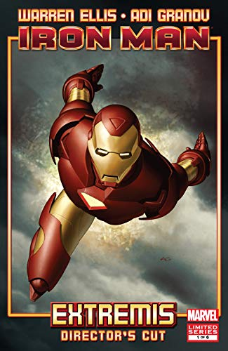 Iron Man: Extremis - Director's Cut (2010) #1 (of 6) (English Edition)