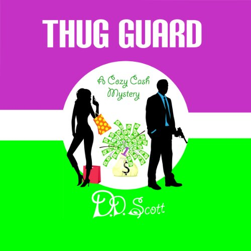 Thug Guard audiobook cover art