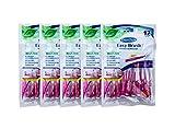 5x Dentek Easy Brush interdental–Cepillos 2.0mm Mega Fein ISO: 0
