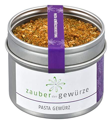 Zauber der Gewürze Pasta Gewürzzubereitung, perfekt zum Würzen italienischer Pastagerichte, 65g