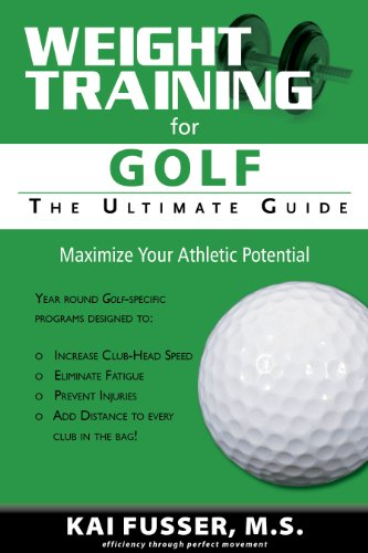 Weight Training for Golf: The Ultimate Guide