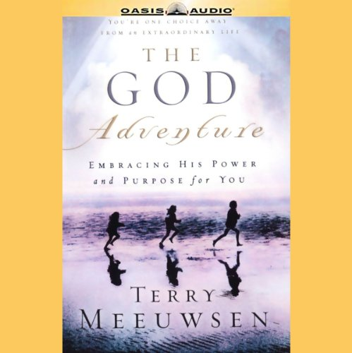 The God Adventure audiobook cover art
