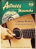 Roux Astuces De La Guitare Manouche Volume 2 Django Reinhardt Book/Cd