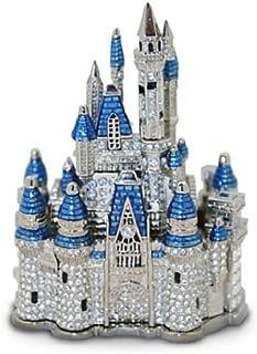 swarovski crystal cinderella castle