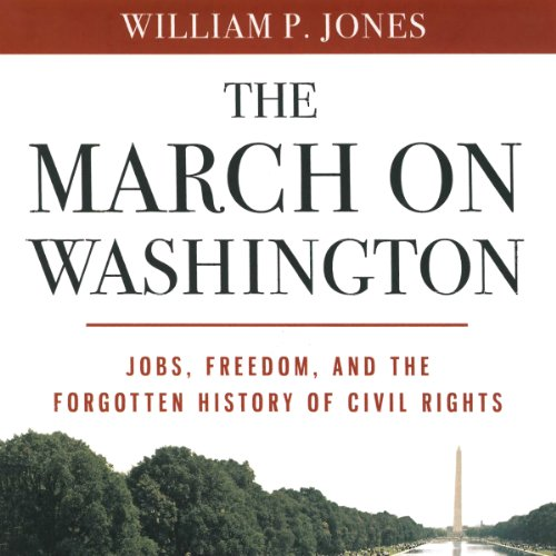 The March on Washington audiobook cover art