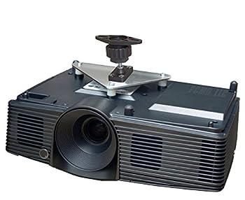 PCMD LLC Projector Ceiling Mount Compatible with Optoma HD144X HD243X HD27e HD27HDR S365 W365 X365  4-Inch Extension
