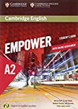 Cambridge English Empower for Spanish Speakers A2 Student's Book with Online Assessment and Practice