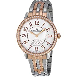 Rendez Vous Silver Guilloche Dial Watch Q3474120