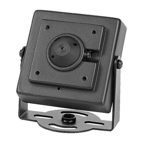 Pinhole - Cámara espía (1080 p, 2 Mpx, HDTVI, HDCVI, AHD y analógica, objetivo 3,6 mm)
