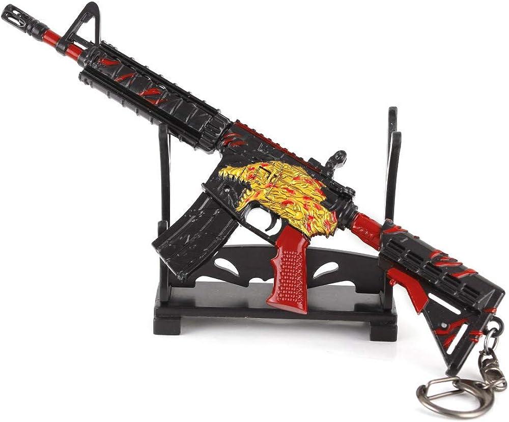 Houston Daily bargain sale Mall QIDUDZ M4A1 Carbine Army Collector Alloy Zinc Military M Imitate