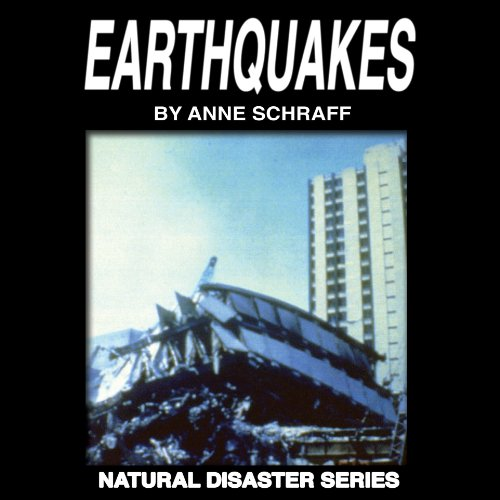 Earthquakes audiobook cover art