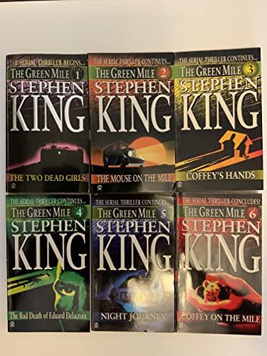 The Green Mile Serial Novel Set Books 1-6