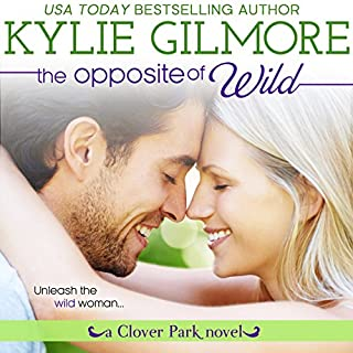 The Opposite of Wild audiobook cover art