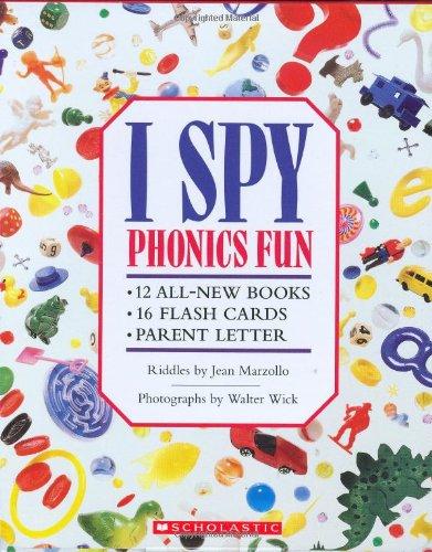 I Spy Phonics Funの詳細を見る