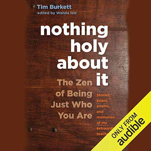 Nothing Holy About It cover art