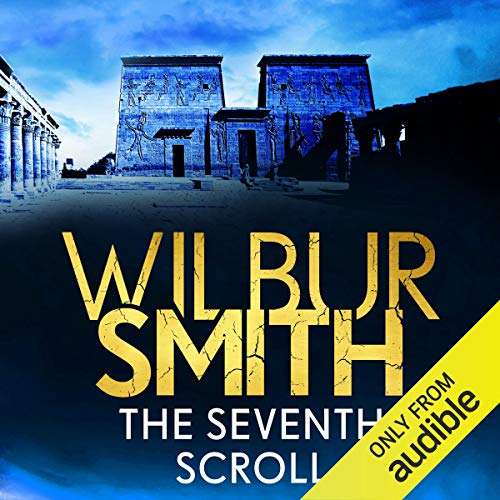 Page de couverture de The Seventh Scroll