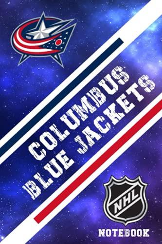Columbus Blue Jackets : Columbus Blue Jackets Daily Planner Notebook   NHL Notebook Fan Essential NFL , NBA , MLB , NHL , NCAA #61