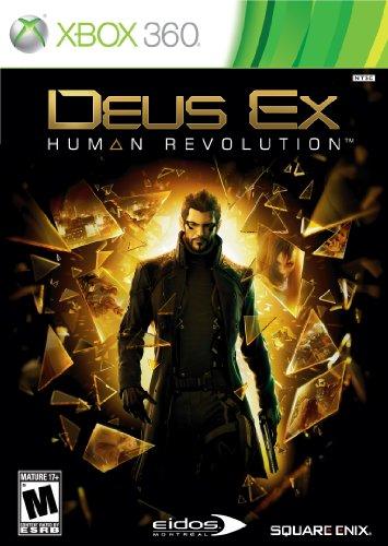 Square Enix Deus Ex: Human Revolution, Xbox 360 Xbox 360 vídeo - Juego (Xbox 360, Xbox 360, Shooter, M (Maduro))