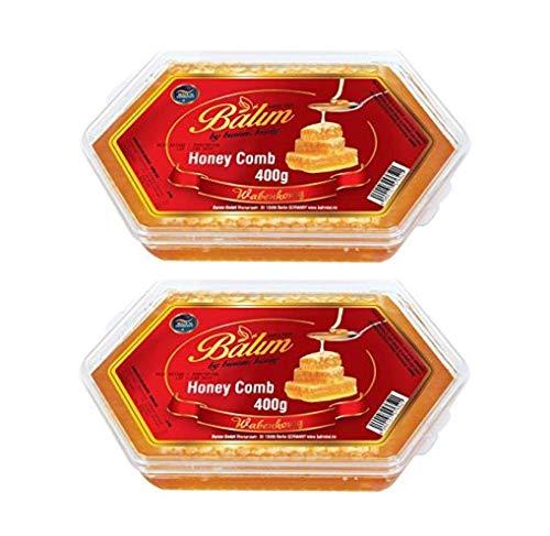 Balim ハニー ドイツ産 はちみつ コムハニー400g×2個セット