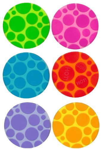 Munchkin Bathtub Grippy Dots, 6 Pack Kids, Infant, Child, Baby Products bébé, nourrisson, enfant, jouet