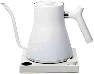 [Fellow][Fellow Stagg EKG, Electric Pour-over Kettle For Coffee And Tea, Matte White, Variable Temperature Control, 1200 W...