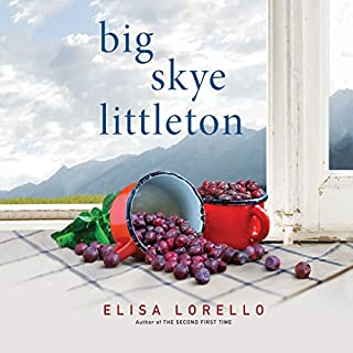 Big Skye Littleton audiobook cover art