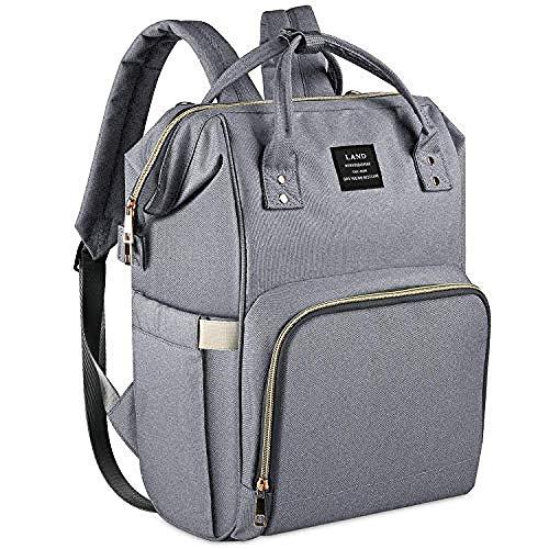 Luiertas Rugzak Baby Changing Bag Rugzak Multi-Functie Waterdichte Travel Nappy Tote Tassen voor mama en papa met grote capaciteit