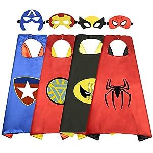 Juego compuesto por vestido capa y máscara de los Increíbles Idea ...