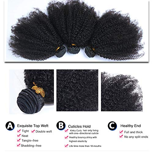Afro kinky curly weave _image1