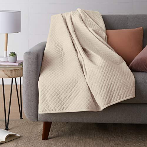 """Smart Queen Weighted Blanket 20 lbs, 60"""" x 80"""", Queen Size Adult Heavy Blank.."""