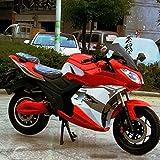 suyanouz Erwachsene Elektro-Motorrad Elektroauto Elektro-Bike Citycoco 1000W Motor Farbe Kann Angepasst Elektrische MotorräDer Sein, Multi
