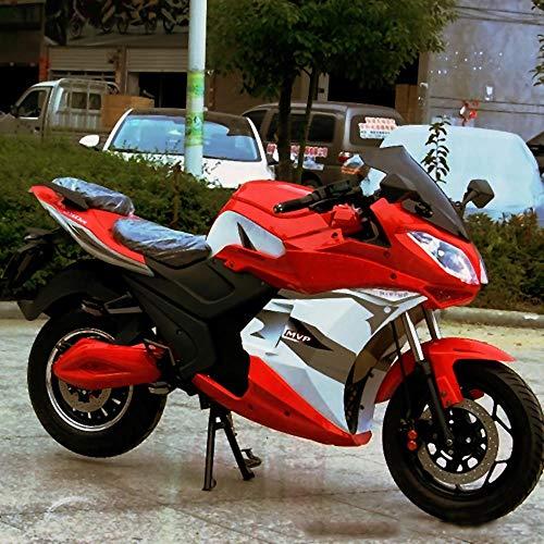 suyanouz Adulto Motocicleta EléCtrica Coche EléCtrico Bicicleta EléCtrica Citycoco 1000W Motor De Color Puede Ser Personalizado EléCtricos Motocicletas, Multi