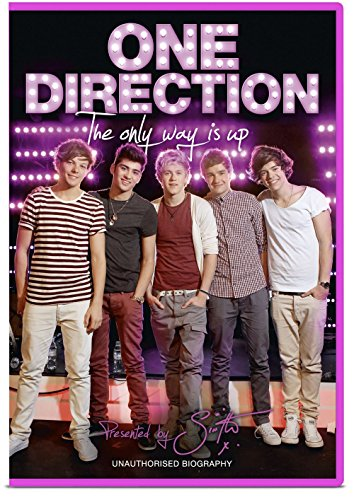 One Direction: The Only Way Is Up [DVD] [Reino Unido]