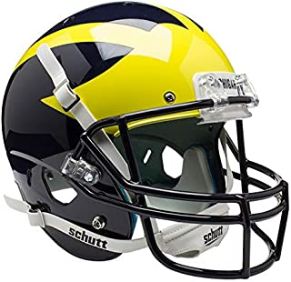 michigan replica helmet
