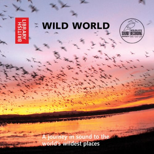 Wild World audiobook cover art