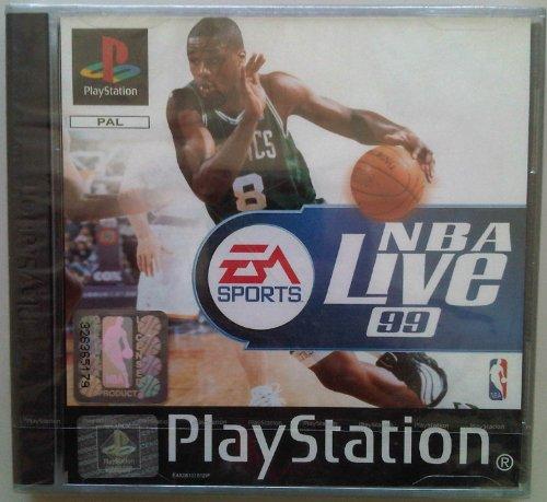 NBA LIVE 99 - PS1 -