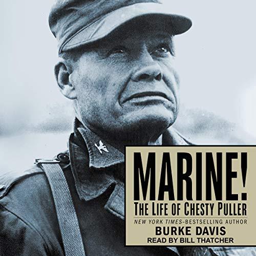 Marine! audiobook cover art