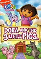 Dora & The Three Little Pigs [DVD] [Import]