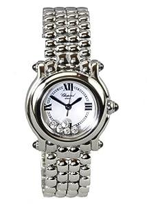 Chopard Women's 27/8250-23 Happy Sport Diamond Watch image