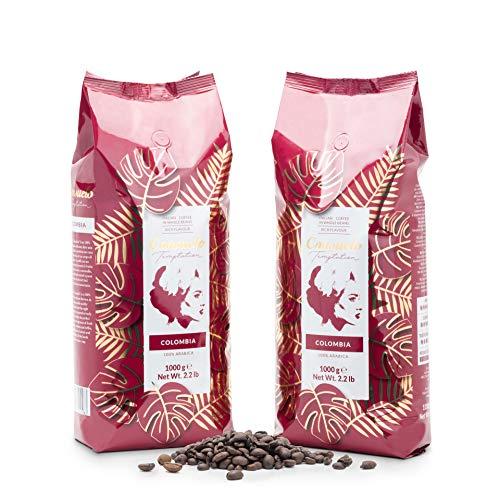Café Colombia Consuelo en grains, 2x1kg