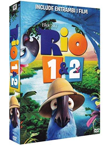 Rio 1 & 2 (Box 2 Dvd)