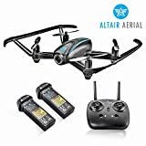 Altair #AA108 Camera Drone, RC Quadcopter w/ 720p HD FPV Cam...