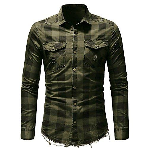 Camisa Cuadros Zara Mejor Precio De 2020 Achando Net