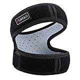 Patella Knee Strap for Running,Knee Stabilizing Brace Support for Tendonitis,Osgood...